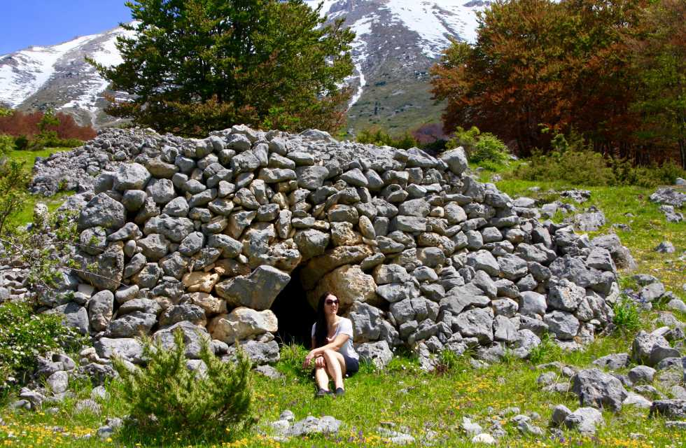 Abruzzo Small Group Tours, see the tholos of Abruzzo
