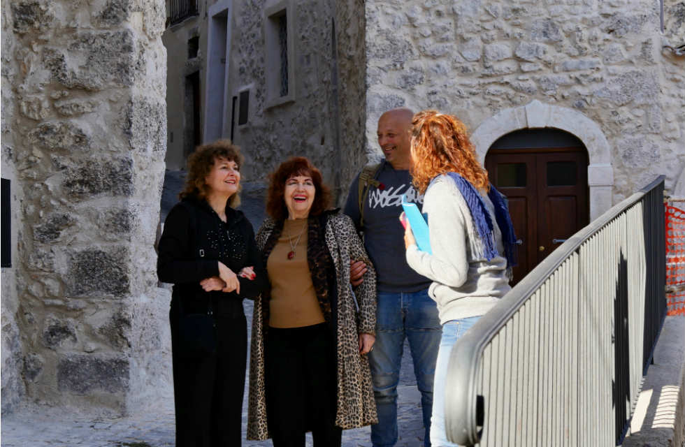 small-group-private-tours-Abruzzo-Castel-del-Monte