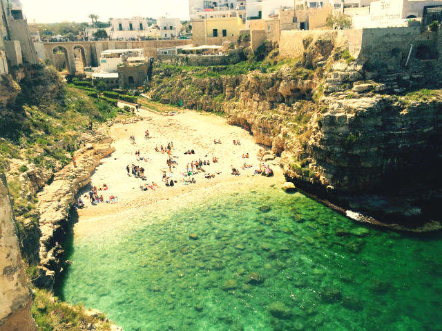 Polignano-a-Mare-on-tour-in-Puglia