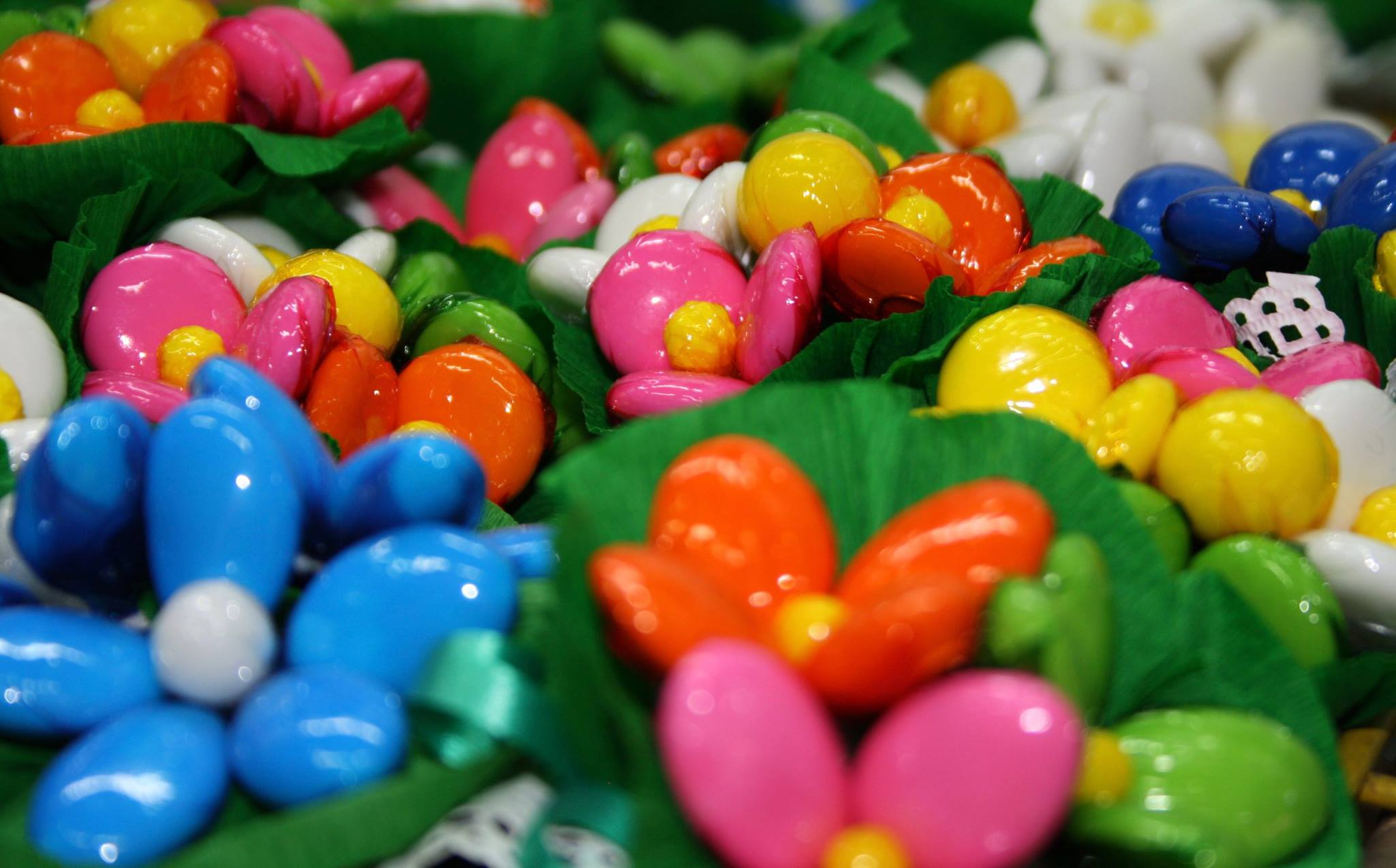 Colorful confetti of Sulmona on Abruzzo Small Group Tours