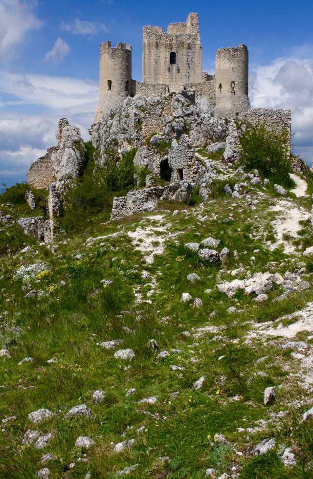 Rocca Calascio Private Italy Tours