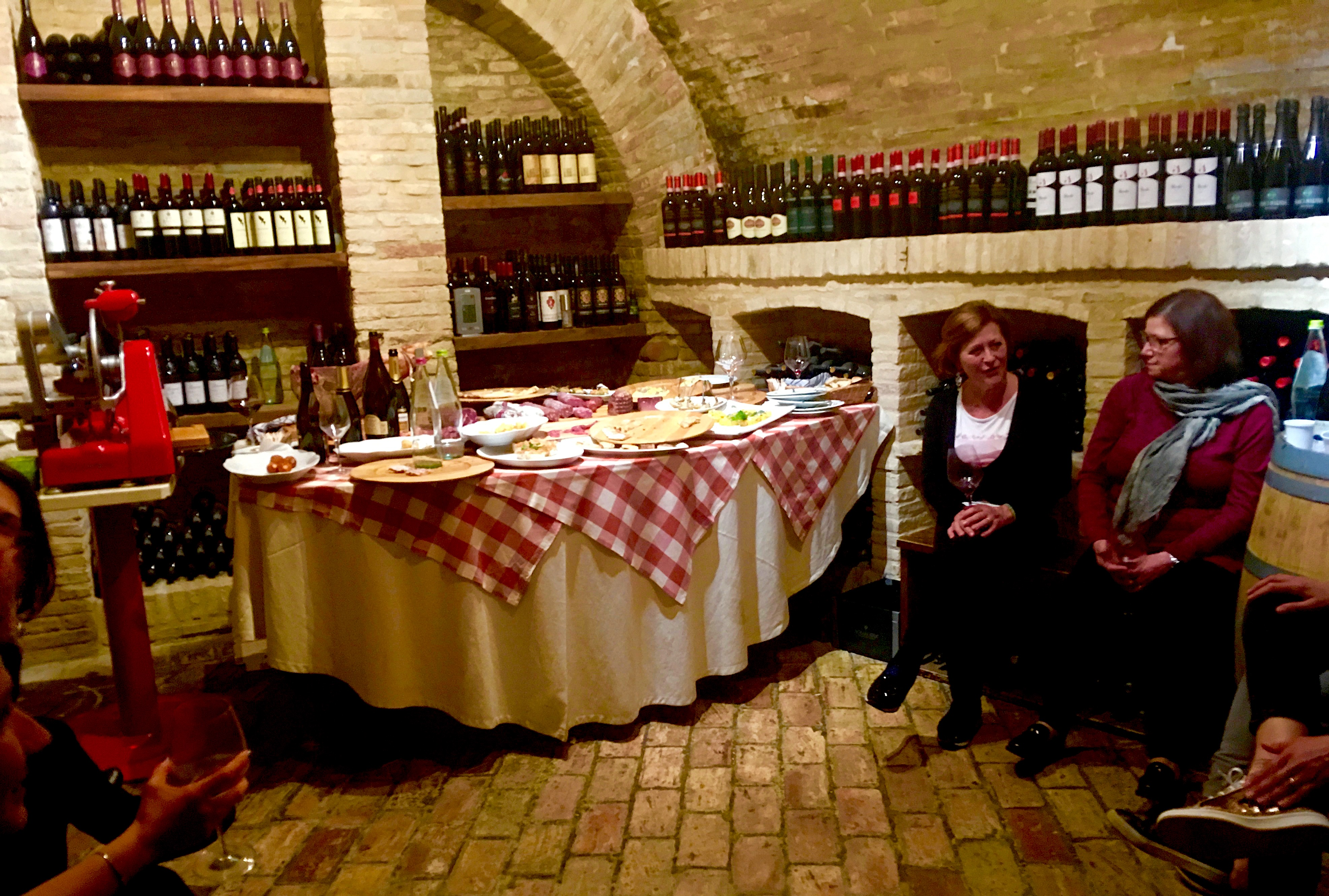 Wine bar in Bucchianico