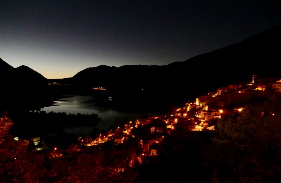 Barrea-at-night