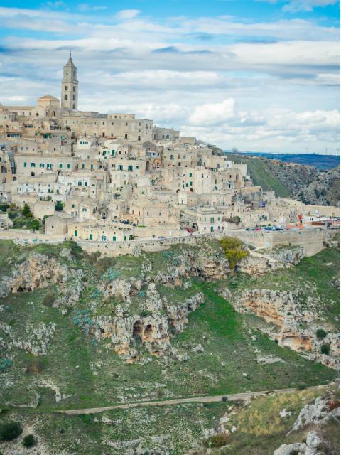 Matera-Basilicata-Italy