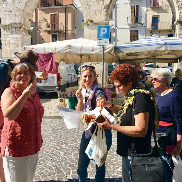 street-food-tour-italy