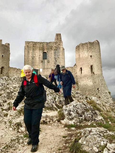 Rocca-Calascio-Abruzzo-tour